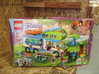 Lego Friends Mias Camper Van