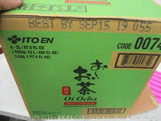 Oi Ocha Japanese Green Tea