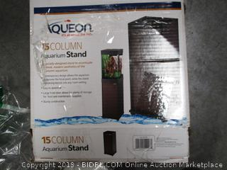 15 Column Aquarium Stand