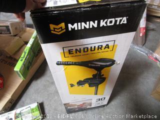 Minn Kota Endura Item See Pics