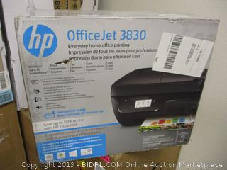 HP Office Jet 3830 Printer