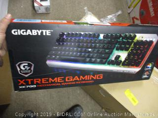 Xtreme Gaming Mechanical Gaming Keyboard