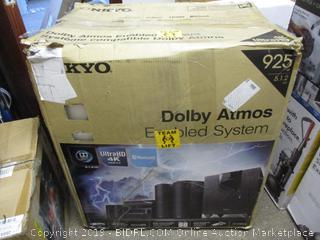 Dolby Atmos Enabled System (See Pics)