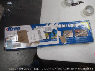 Miter Guage System