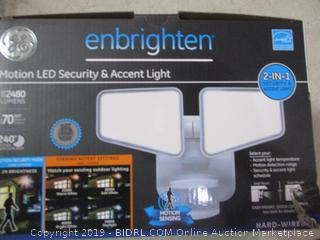 Motion LED Security & Accent Light