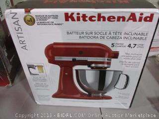 Kitchen Aid Electric Mixer (See Pics)