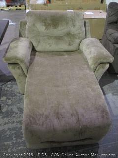 Power Lounger  , damaged on bottom, Powers On