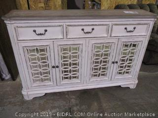 Cabinet with Drawers and Doors