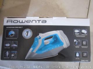 Rowenta Iron