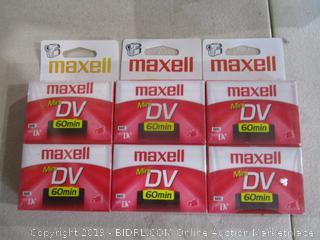 Maxell Mini DV