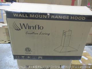 Winflo Wall Mount Range Hood