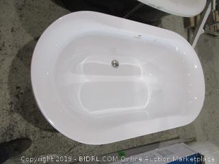 HO Studio Bathtub
