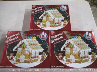 Gingerbread House Kits