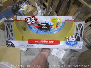 Tech Deck Ultimate Half Pipe
