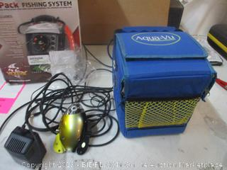 Ultra Pack Fishing System