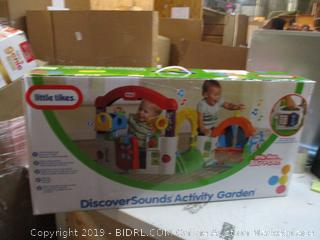 Little Tikes Discover Sounds Activity Garden