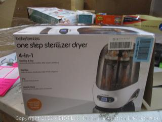 BabyBrezza One Step Sterilizer Dryer