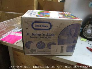 Little Tikes Jr Jump n Slide