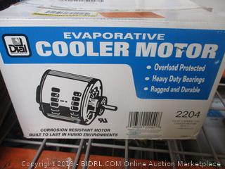 Evaporative Cooler Motor 1/2 HP