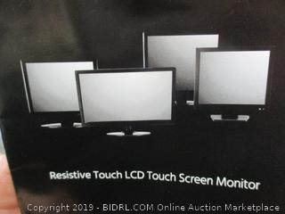 MONOPRICE RESISTIVE TOUCH LCD TOUCH SCREEN MONITOR