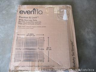 EVENFLO SAFETY GATE