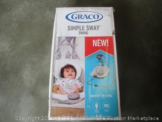 GRACO SIMPLE SWAY SWING
