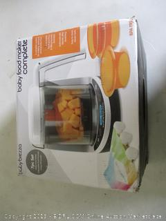 BABY BREZZA BABY FOOD MAKER COMPLETE