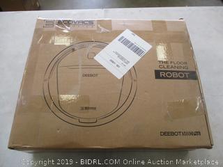 DEEBOT FLOOR CLEANING ROBOT