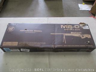 MB-01 AIRSOFT GUN