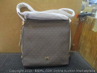 Michael Kors Griffin MD NS Messenger MSRP $228.00