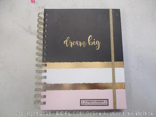 DREAM BIG MONTHLY JOURNAL