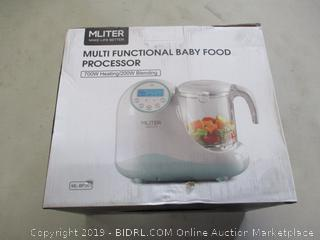 MLITER BABY FOOD PROCESSOR