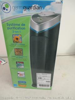 Germ Guardian 3 in 1 Air Cleaning System