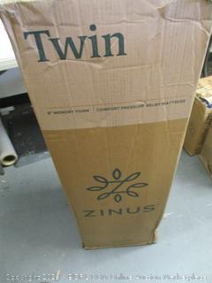 Zinus Memory Foam Mattress Twin