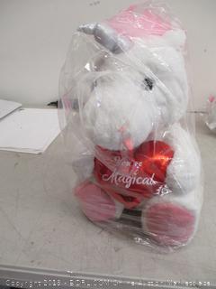 Stuffed Unicorn