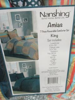 Comforter Bed Set King