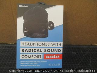 Headphones with Radical Sound Comfort