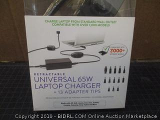 Retractable Laptop Charger
