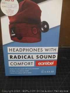 Headphone with Radical Sound Comfort