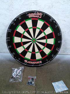 Dart Board (missing some darts)