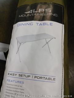 Portable Dining Table