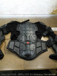 Motorcycle Protective Jacket XL