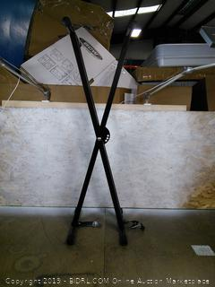 Keyboard Stand with Locking Straps