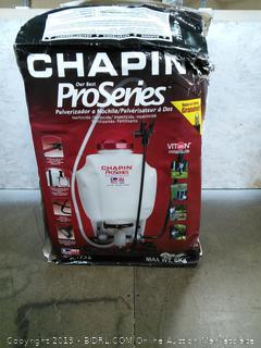 Chapin Backpack Sprayer
