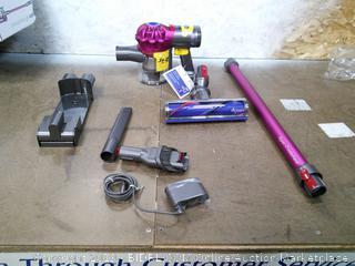 Dyson V7 Motorhead Cordless Stick Vacuum  (Online $233.04)