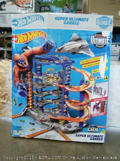 HotWheel Super Ultimate Garage, Some Broken Parts