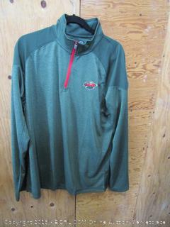Minnesota Wild NHL Sweater- XL