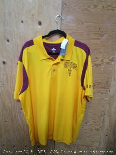 Arizona State Collared Shirt-XXL