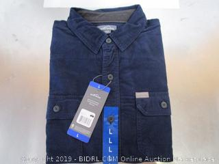Mens Eddie Bauer Cross Cut Cardio Shirt -L