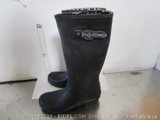 Womens Pendelton Rain Boots-9